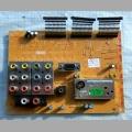 Плата разъемов для телевизора JVC LT-42EX18 SFU-1504A GGA9003