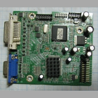 Main для монитора ViewSonic VA712b 715G1675-2-U1