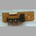 Плата разъмов для телевизора LG 32LC54-ZD EAX33757202