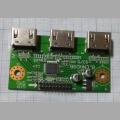 Плата HDMI разъёмов для телевизора Supra STV-LC3215W B.CNHD9B KB-6160