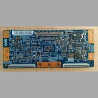 T-CON для телевизора  LG 32LV3700-ZC T460HW03 VF 46T03-C0K
