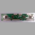 Y-драйвер для телевизора LG 50PQ10 EAX61157102 50G2A-YDT
