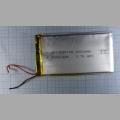 Аккумулятор для планшета Mystery MID-721 3.7V 2200mAh