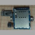 Гнездо SIM карты для планшета Samsung Galaxy Tab 10.1 P7500 (GT-P7500) 3G