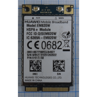 3G модем для планшета Acer Iconia Tab A511 Huawei EM820W