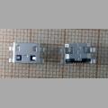 Micro USB разъём 0.8 тип B (type-b) для мобильных телефонов, планшетов, видеокамер и MP3 плееров