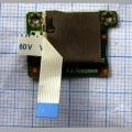 Слот карты памяти для планшета Prestigio Multipad 4 PMP7100D3G_QUAD 8209C V2.0