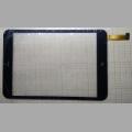 """Сенсорный экран (Тачскрин) для планшета Fly Flylife Connect 7.85"""" 3G Slim FPC-C079T1234AA2 чёрный"""