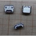 Системный разъем HTC HD2 microUSB