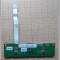 Плата кнопок тачпада DNS MT50IN 6-71-M76S2-D03D1 со шлейфом
