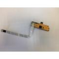 Плата кнопки включения и индикации Asus PBL60 LS-7326P Rev:1.0