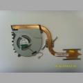Система охлаждения от ноутбука Asus K551L