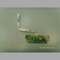Плата кнопки включения DA0ZQ1PI4F0 от ноутбука Acer 4745G