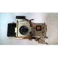 Система охлаждения  AVC36ZK3TATN MG64130V1-Q000-G99 для ноутбука Acer Aspire 6530