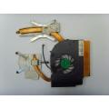 Система охлаждения FOX3TTW9TA00003A AB00QL4D от ноутбука DNS CT50A