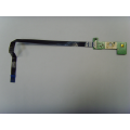 Плата кнопки включения DA0TW9PB8D0 от ноутбука DNS CT50A