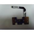 Плата кнопки включения LS-8712P от ноутбука HP M6-1100ER