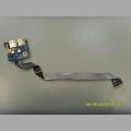 Плата USB разъемов 11A44-2 Casa2.0 USB BD 48.4RH05.021 от ноутбука HP pavilion dv-7