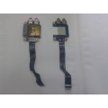 Плата Audio разъемов + картридер для Lenovo G570, G575  PAWGC LS-6756P