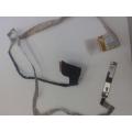 Шлейф матрицы для ноутбука Lenovo G580 50.4SH07.21 + камера 11P2SF008A CK77 A2