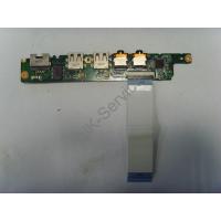 Плата Audio/USB DA0FL5PI6DI от ноутбука Lenovo IdeaPad S10-3