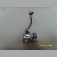 USB плата 4359Z232L01 + шлейф от ноутбука Lenovo
