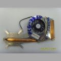 Система охлаждения PCG-7D9P от ноутбука Sony VAIO VGN-FS315