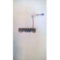 Плата комуникации DA0HK1PI6C0 SWX-368 REV:C для ноутбука Sony