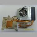 Система охлаждения AVC3CBL5TA0 YC85C-2 от ноутбука Toshiba Satellite A300