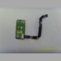 Плата кнопки включения DABD3APB6D0 от ноутбука Toshiba Satellite P300