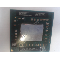 Процессор AMD A10-Series A10-4600M - AM4600DEC44HJ 2300 MHz  Socket FS1 (FS1r2) 4 ядра