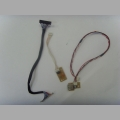 Шлейфы + кнопки управления от телевизора BBK LED2272FDTG